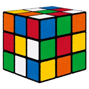 【驚愕】2歳児に「ルービックキューブ」を渡して5分後にどうなったか見てみたら…マジか!