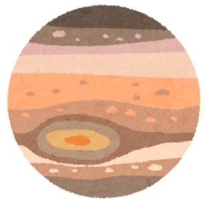 """【恐怖】「もしも月の位置に木星があったら…」という定番の画像を""""最新の高解像度写真""""に置き換えてみた結果😱"""