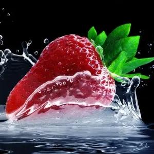 【奇跡】イチゴ農家さん、あまりに「欲張りセット」なイチゴの収穫に成功してしまうwww
