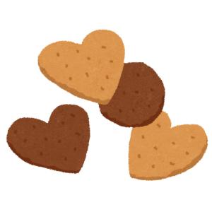 【閲覧注意】黒ごま、きな粉、バナナを混ぜ込んだ生地でクッキーを焼こうとしたら…これはアウト😓