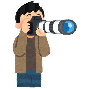 午前二時、フミキリに望遠レンズ担いでったら…エラいもんが撮れた😳