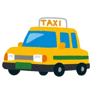 【衝撃】「免許剥奪だろ…」静岡でとんでもない運転をするタクシーが目撃される
