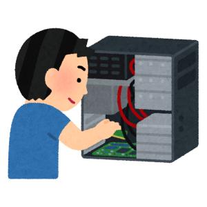 【衝撃】常時稼働していたタワー型PCのケースを10年ぶりに開けた結果…