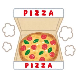 【閲覧注意】ツイ民失神! デリバリーしたピザの裏面に練り込まれていたのは…😱