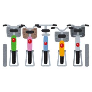 「センスの塊だ!」…デンマークの自転車シェアサービスによる駐輪場のデザインが話題にww