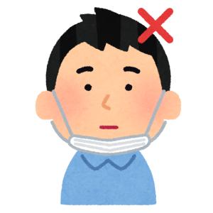 【悲報】「アゴにマスクをする奴は…」ある病院のコロナウイルスに関する注意書きが喧嘩腰すぎるww