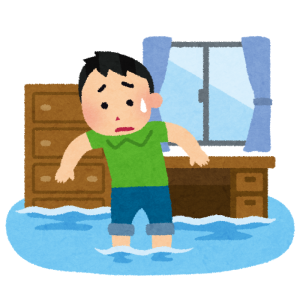 【重要】浸水被害にあったツイ民が語る「浸水する前にやっておけば良かった8つのこと」