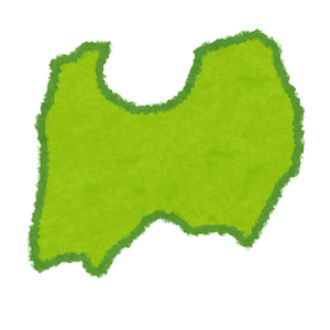 【悲報】富山県の形を何かに例えようとした富山県民さん、一線を越えてしまうwww