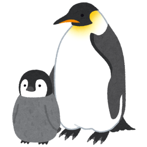 【悲報】100年前の識者による「ペンギンの外見の例え方」が火の玉ストレートすぎるwwww