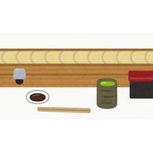 """「日本人として恥ずかしい…」韓国語メニューだけ水を""""有料""""に設定していた回転寿司屋に非難殺到"""