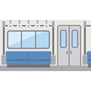 """【動画】「夢の空間だ…」鉄道ファンがクローゼット内に再現した""""電車のロングシート""""がガチすぎる😳"""