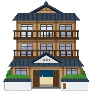"""【衝撃】那須塩原にある某温泉旅館の外観が…あまりに""""パワースポット""""すぎるwwww"""