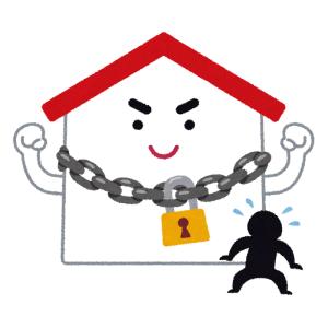 """【つよい】あるツイ民宅の""""ホームセキュリティ""""が頼もしすぎるw"""