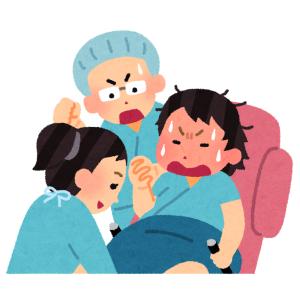 """""""鼻からスイカ""""どころじゃない? 初産の陣痛に最も近いのは…コレらしい😨"""