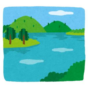 滋賀県のサービスエリアで食べられるという『琵琶湖カレー』の見た目が…すごくモヤモヤする😅