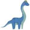 """【衝撃】韓国の公園にある""""恐竜オブジェ""""が台風でとんでもない状態に…😨"""
