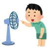 【悪夢】扇風機の中心部分にトーマスラムネがまさかのシンデレラフィット…ラスボス感がハンパないw