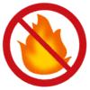 【真逆】長野の北尾根高原にある「火気厳禁」看板の英訳が酷すぎると話題にwww