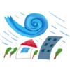 「やりすぎだろ…」福岡のセブンイレブンによる台風対策が異様すぎると話題に😨