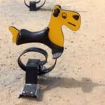 いったい何故!? 某公園にあるという「ドキンちゃんの遊具」写真にドキンとするツイ民続出🤔