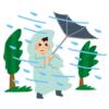【惨劇】実家から台風被害の映像が送られてきました…被害は甚大なようです🙀
