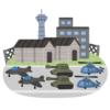 「まさかコレを動かすとは…」沖縄にある駐屯地の台風対策が徹底していると話題に