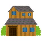"""【歴史】「異様な光景…」大阪の住宅地に建つ""""ボッシュート""""状態の家屋がTwitterで話題に"""