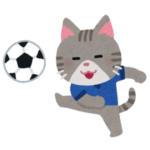 【カオス】静岡県清水市にあるサッカーのオブジェが不気味すぎるwww