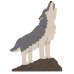 【画伯】東山動植物園の飼育員が描いた「オオカミ」のイラストが強烈すぎるwww