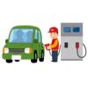 """「それは良いことなのか…?」群馬県にあるガソリンスタンドの""""売り文句""""が意味不明すぎる😅"""