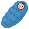【恐怖】キャンプで使ったら大騒ぎになりそうな寝袋が発見されるwww