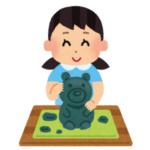 今度はあの人気ゲーム! 『たべっ子ポケモン』で話題になった粘土職人の最新作が素敵😆