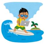 【動画】「なんて羨ましい…」種子島でサーフィンをしていた男性、とんでもない瞬間に遭遇するwww