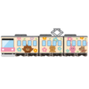 新潟で「ミッフィーのラッピング電車が走ってる」と思ったら…!?