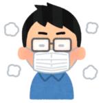 効果てきめん!? ある漫画家による「メガネが曇らないマスクの付け方」イラストが話題に