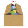 """【限界突破】まさか容器にコレを使う!? ネットで購入した商品の梱包が""""過去最悪""""だと話題に😱"""
