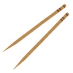 「爪楊枝のミゾは折って箸置きみたいに使う」は大嘘!メーカーがTwitterで真相を激白www
