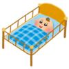 「猛烈にカワイイ…」入眠する時の姿勢が独特すぎる赤ちゃんが話題にwww