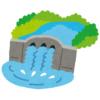 """【胸熱】広島にある""""断崖絶壁ダム""""の構造があまりに秘境すぎる…"""
