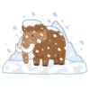 「信じられない…」マイナス50℃を記録したカザフスタンで動物が立ったまま凍り付く衝撃の動画が話題に