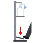 【悲報】TOYOTAが発売した純正の『消毒液スタンド』が残念すぎると話題にwww