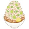 「これが胃に入るのか…」ラーメン二郎のスープをペットボトルで凍らせると…こうなる😨