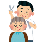 """【驚愕】人類史上""""最も高い場所""""で散髪する日本人が話題に"""