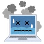 【恐怖】オカン「何もしてないのにパソコンが壊れた」→送られてきた写真を見たら…ガチだった😨