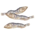 【断末魔】小魚スナックを食べていたら…敵意むき出しな個体が出てきたwww