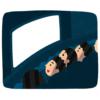 「これは贅沢…」映画館の巨大スクリーンで好きなゲームが遊べる貸し切りサービスが海外で人気
