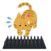 【悲報】プリンターに猫が乗らないように猫避けのトゲトゲを置いた結果…🙀