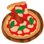 「大盛り上がりやん…」あるツイ民が市販のピザをオーブントースターにかけた結果www