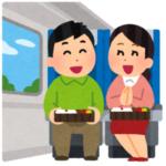 """【驚愕】石川県を走るローカル列車の座席に…小さな""""命""""が誕生していた😳"""
