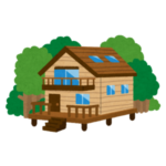 「山奥にガツンと一軒家…」軽井沢で建設中のビルゲイツの別荘がついに完成したらしい😳